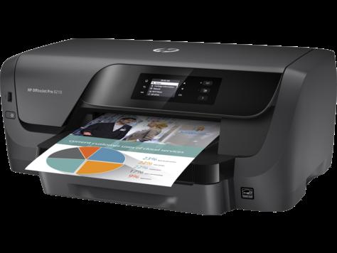 הוראות חדשות דיו למדפסת HP OfficeJet Pro 8210 JE-27