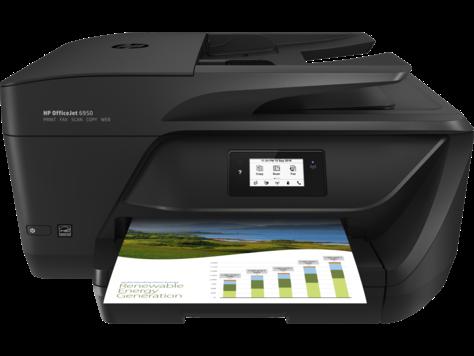 דיו למדפסת HP officejet 6950
