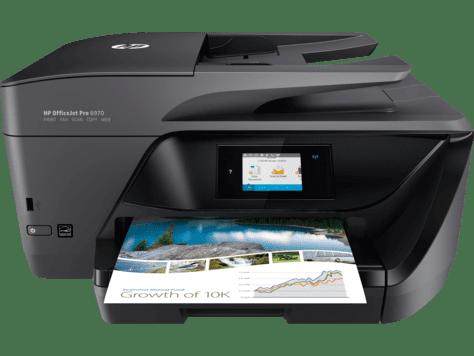 HP OfficeJet Pro 6970 All-in-One