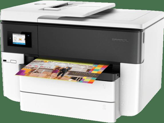 HP All-in-One OfficeJet Pro 7740